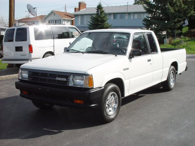 1991 Mazda B Series Pickup Overview Cargurus