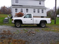 Picture of 1993 Chevrolet C/K 2500 Cheyenne Extended Cab LB, exterior