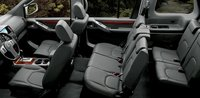 2012 Nissan Pathfinder, Front and Back Seat. , manufacturer, interior