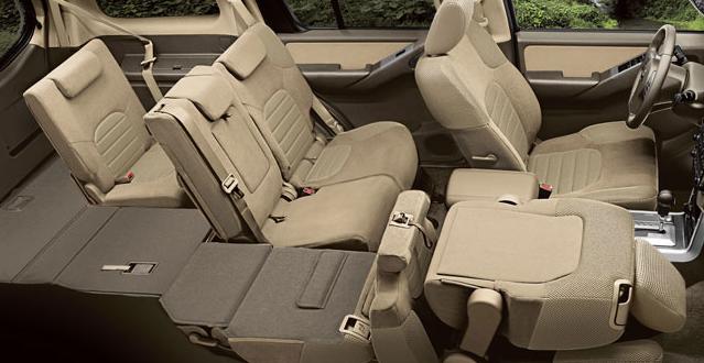 2012 Nissan Pathfinder Interior Pictures Cargurus