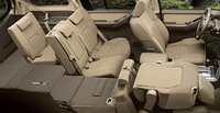 2012 Nissan Pathfinder, Front and back seats. , interior, manufacturer