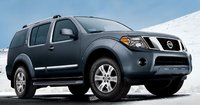 2012 Nissan Pathfinder, Front quarter view. , exterior, manufacturer, gallery_worthy