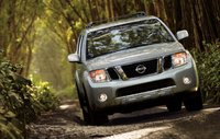 2012 Nissan Pathfinder, Front View., exterior, manufacturer, gallery_worthy
