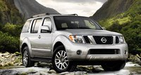 2012 Nissan Pathfinder Overview