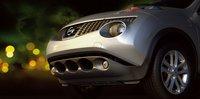 2012 Nissan Juke, Front bumper. , exterior, manufacturer