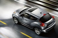 2012 Nissan Juke, Back quarter view. , exterior, manufacturer