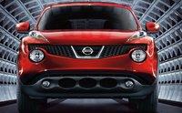 2012 Nissan Juke, Front View. , exterior, manufacturer