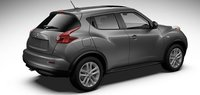 2012 Nissan Juke, Back quarter view. , exterior, manufacturer, gallery_worthy