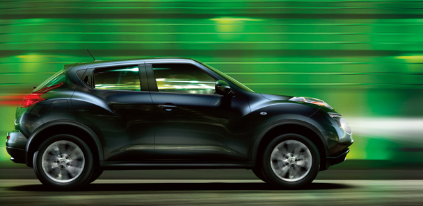 2012 Nissan Juke, Side View., exterior, manufacturer