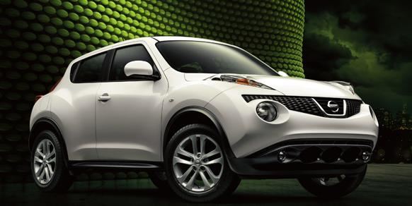 2012 Nissan Juke, Front quarter view. , exterior, manufacturer