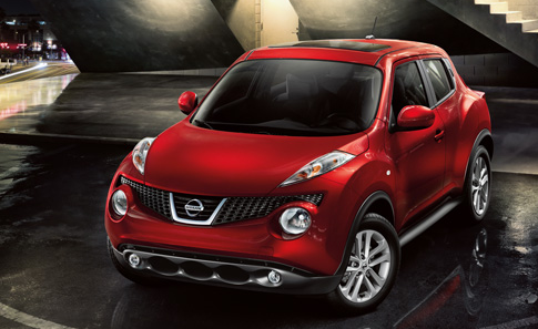 2012 Nissan Juke, Front quarter view. , exterior, gallery_worthy