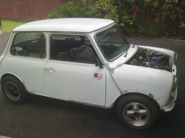 Picture of 1986 Rover Mini