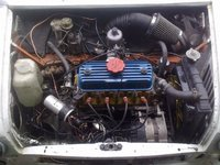Picture of 1986 Rover Mini, engine