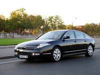 2007 Citroen C6 Overview