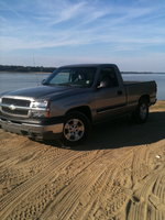 2003 Chevrolet Silverado 1500 Short Bed 2WD picture, exterior