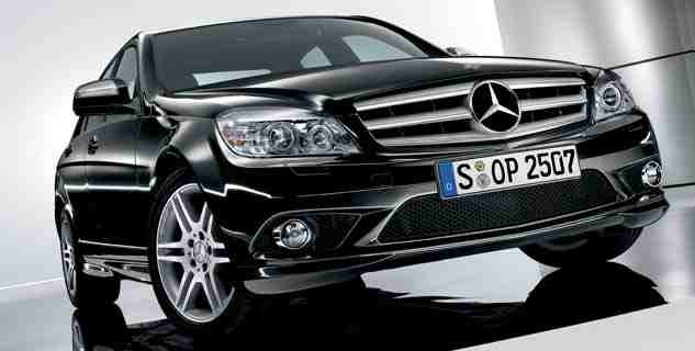 Picture of 2012 Mercedes-Benz C-Class C 300 Sport 4MATIC