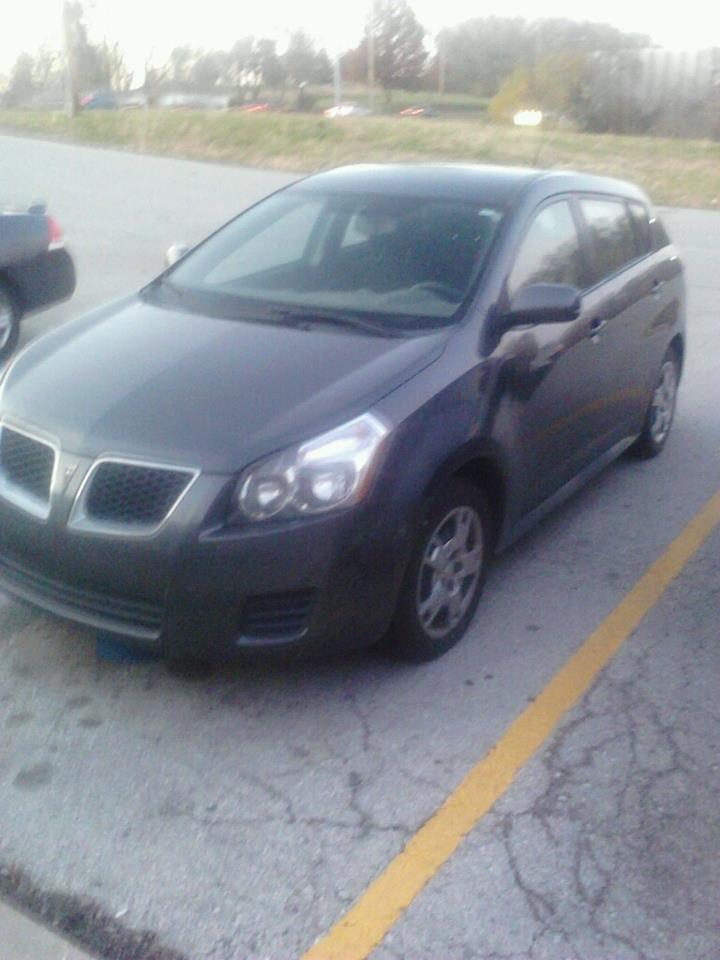 2009 Pontiac Vibe 2.4L - Pictures - Picture of 2009 Pontiac Vibe 2 ...