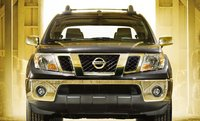 2012 Nissan Frontier, Front View., exterior, manufacturer