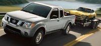 2012 Nissan Frontier, Front quarter view. , exterior, manufacturer