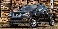 2012 Nissan Frontier Picture Gallery