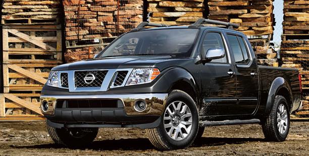 2012 Nissan Frontier, Front quarter view., exterior, manufacturer