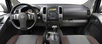 2012 Nissan Frontier, Front Seat. , interior, manufacturer