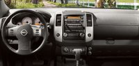2012 Nissan Frontier, Steering Wheel. , interior, manufacturer
