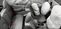 2012 Nissan Frontier, Air bags., interior, manufacturer