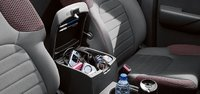 2012 Nissan Frontier, Center Console., interior, manufacturer