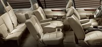2012 Nissan Armada, Front and back seats. , manufacturer, interior