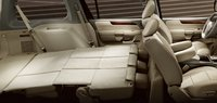 2012 Nissan Armada, Fold down back seats. , manufacturer, interior