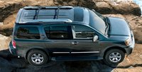 2012 Nissan Armada, Side View. , exterior, manufacturer