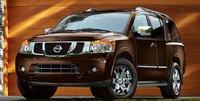 2012 Nissan Armada, Front quarter view, exterior, manufacturer