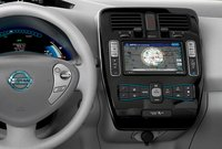 2012 Nissan Leaf, Steering Wheel. , manufacturer, interior