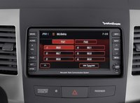 2012 Mitsubishi Outlander, Stereo copyright AOL Autos. , interior, manufacturer
