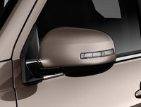 2012 Mitsubishi Outlander, Side View mirror. , exterior, manufacturer
