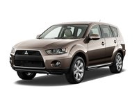 2012 Mitsubishi Outlander, Front quarter view copyright AOL Autos. , exterior, manufacturer