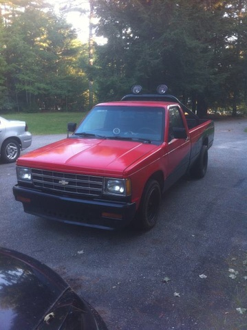 Picture of 1985 Chevrolet S-10, exterior