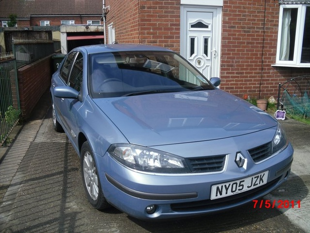 Picture of 2005 Renault Laguna