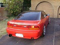 1992 Nissan 180SX Overview