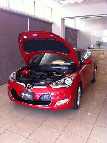 2012 Hyundai Veloster - Overview - CarGurus