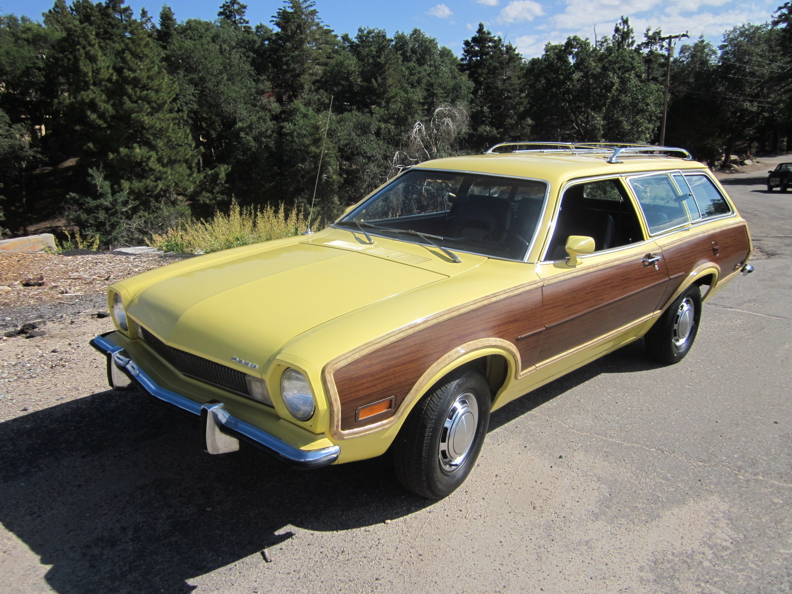 Ford Pinto Questions Is It Possible To Retool A Ford Pinto Cargurus
