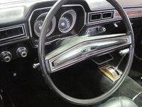 Picture of 1972 Ford Pinto, interior