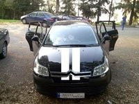 2009 Citroen C4 Overview