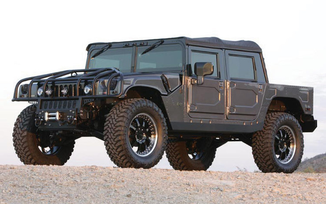 Picture of 2006 Hummer H1 Alpha