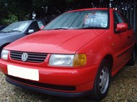 1996 Volkswagen Polo Overview