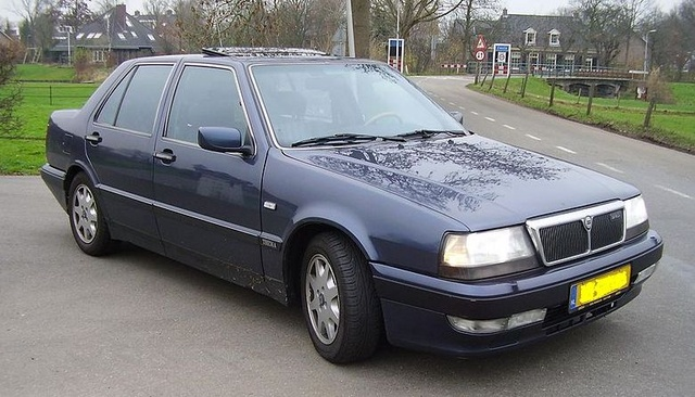 Picture of 1992 Lancia Thema