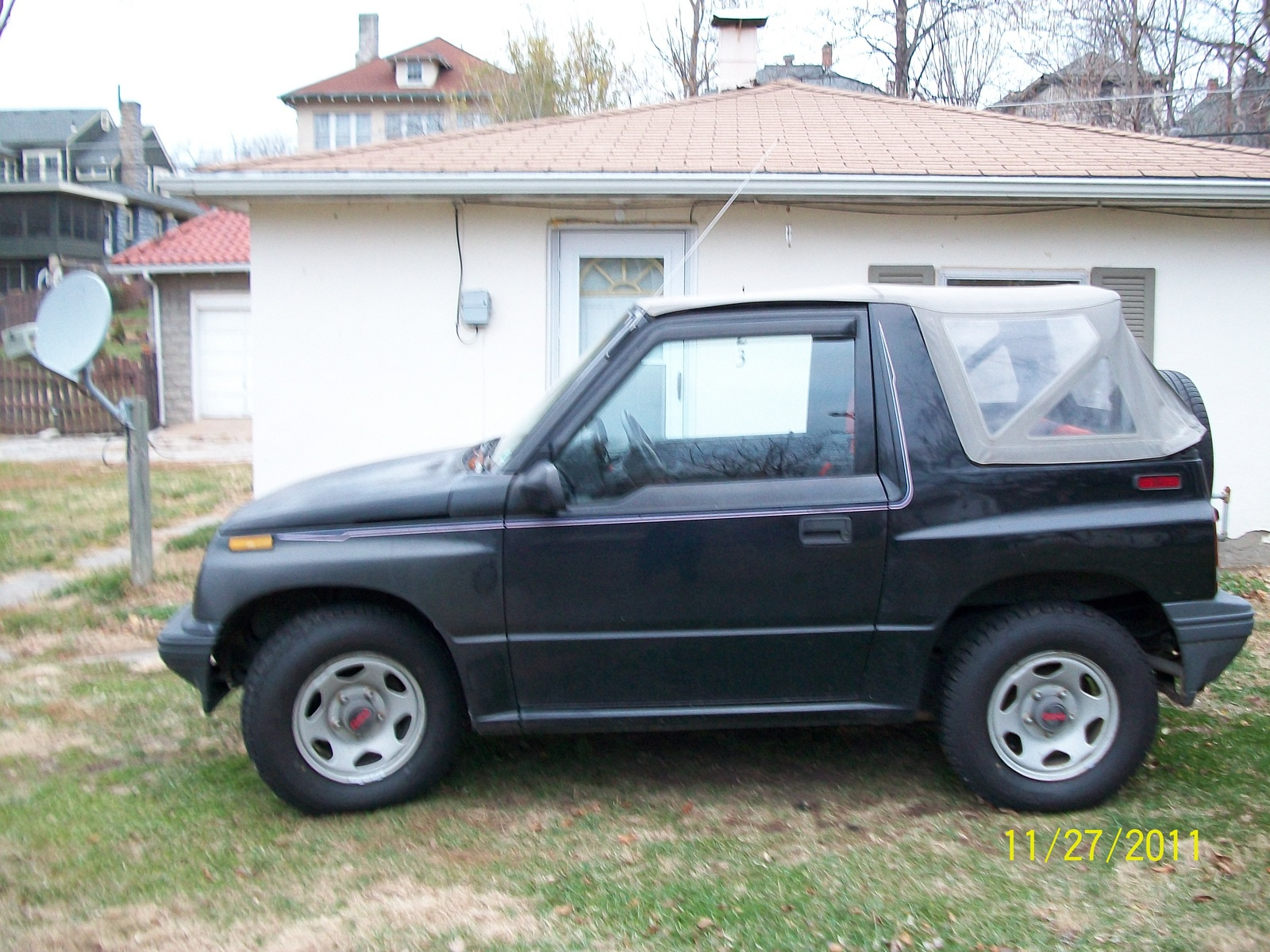 Geo Tracker Dr Std Convertible Pic