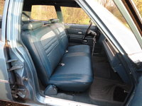 Picture of 1972 Chevrolet Bel Air, interior