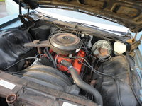 Picture of 1972 Chevrolet Bel Air, engine